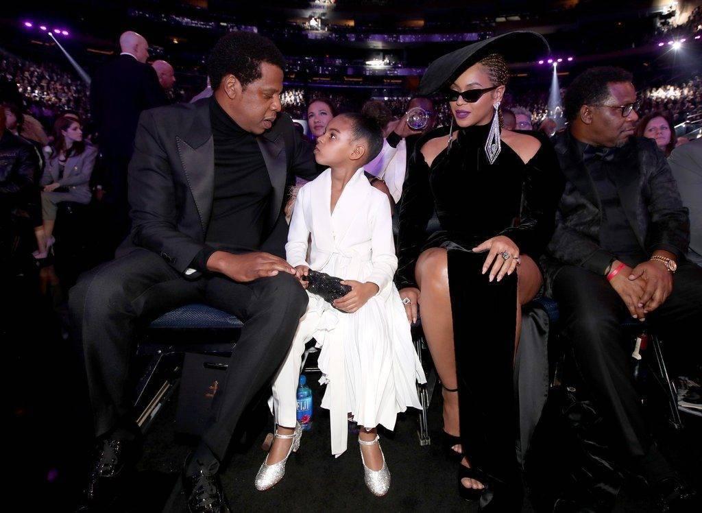 Grammy Blue Ivy figlia Beyoncé e Jay-z