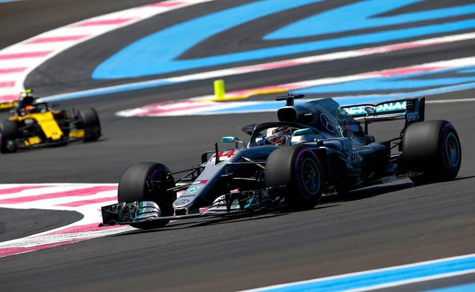 Gran Premio di Francia 2018