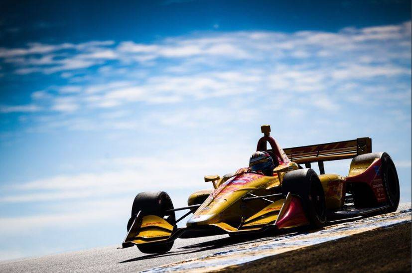 Indycar Motorland Sonoma