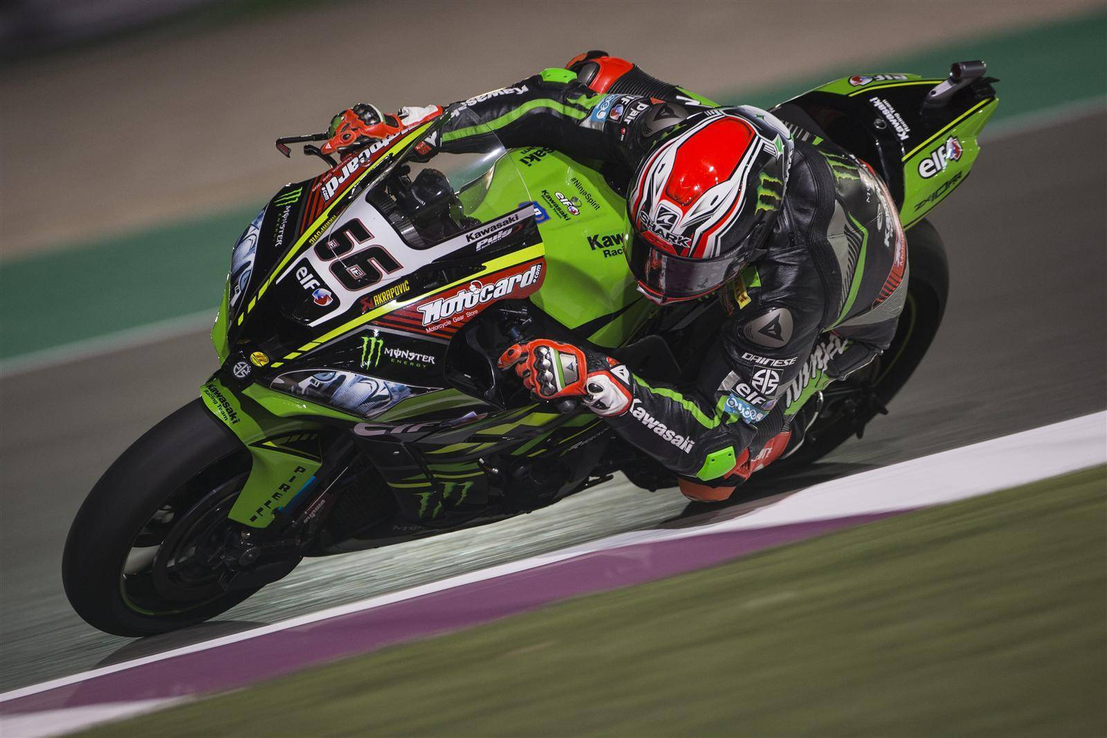 sykes superpole