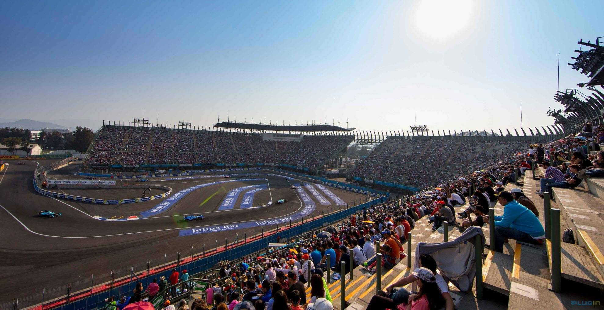 Circuito ePrix Messico 2020