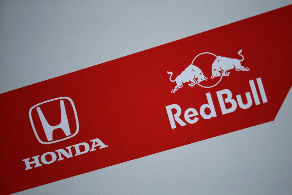 Power Unit Honda Redbull 2019