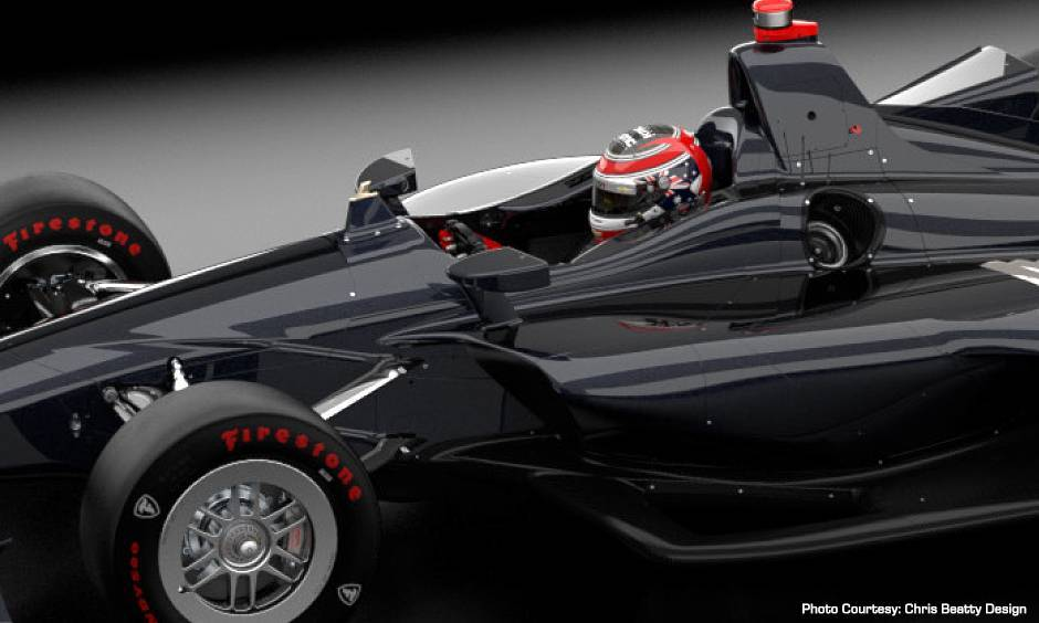 Indycar AFP Chris Beatty Design (Indycar series)
