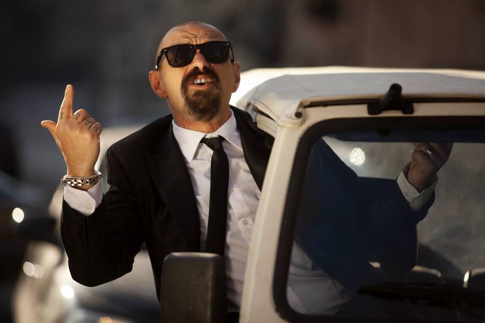 Intervista a Luca - Immagine di persona in auto