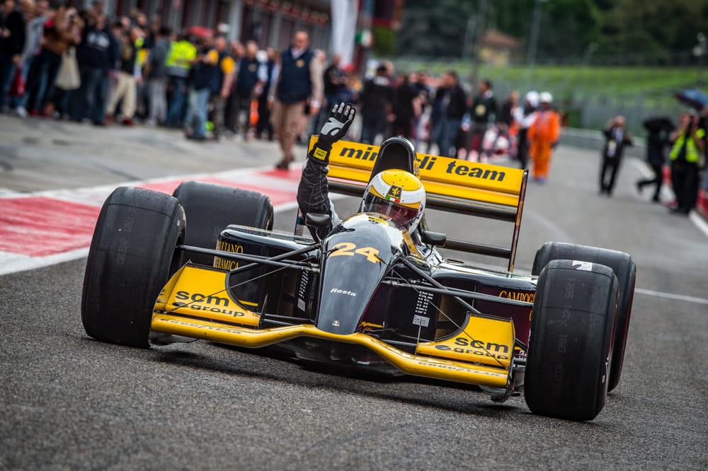 Minardi Day 2019