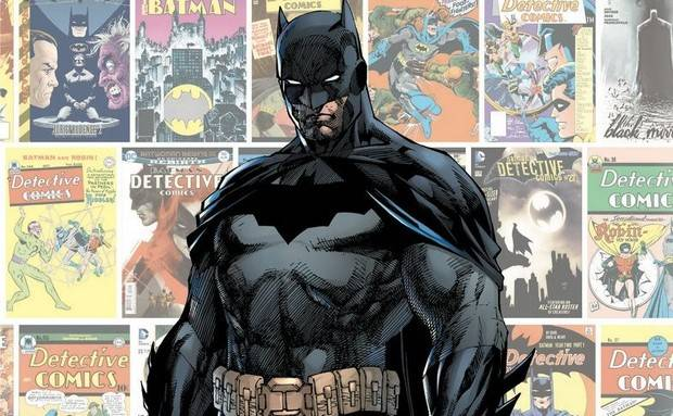 (80 anni di Batman. Credits: UniversoCinema)