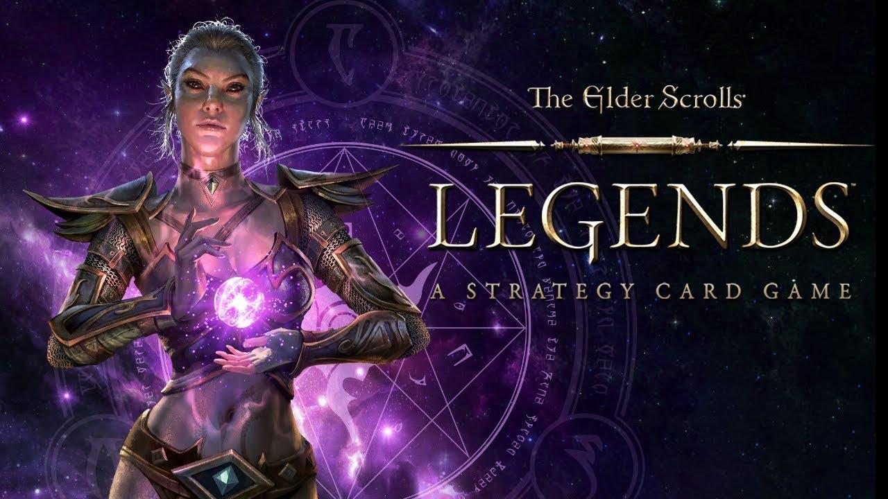 the elder scrolls legends sfondo