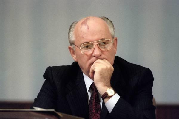 Mikhail Gorbaciov - immagine web MMIToday : l'attentato di madrid