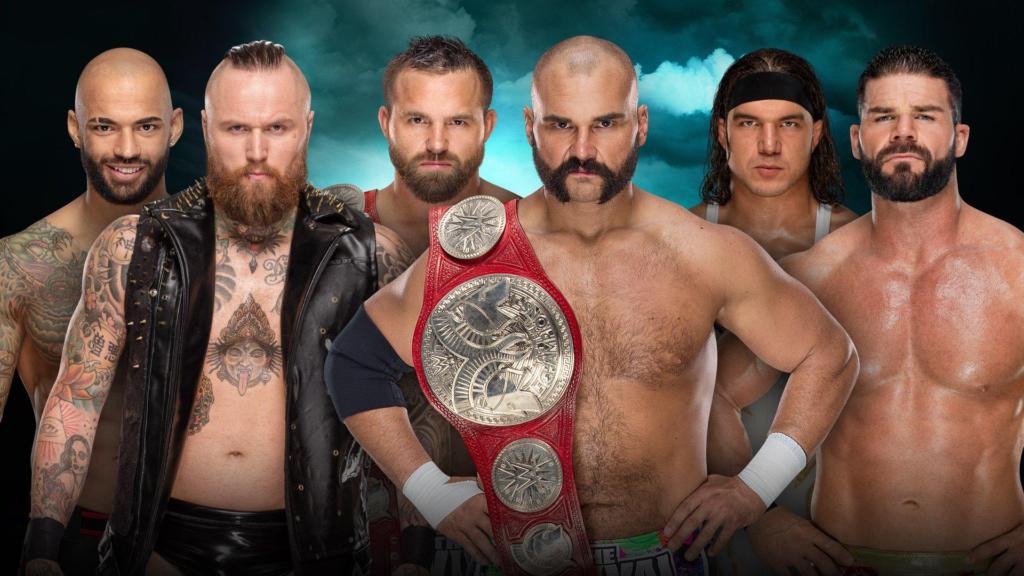 Triple Treat per i Raw Tag Team Championship