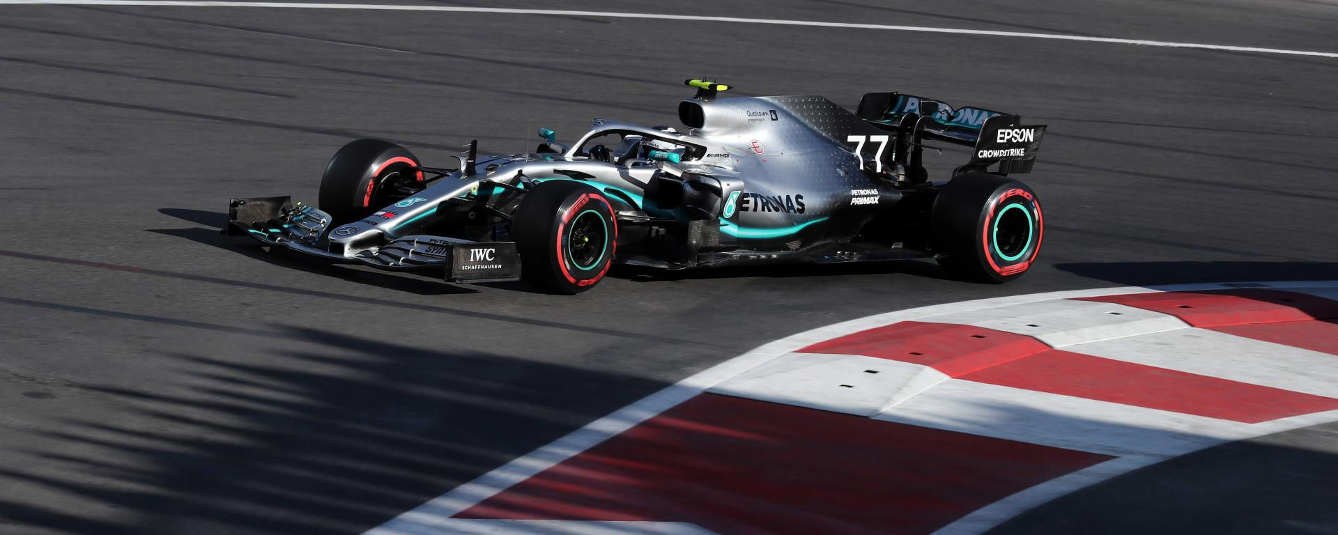 Formula 1 Gara GP Azerbaijan 2019