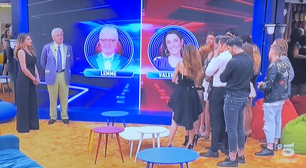 """Ivana Icardi si schiera con Lemme – Photo Credit: www.grandefratello.mediaset.it""  Grande Fratello 16"