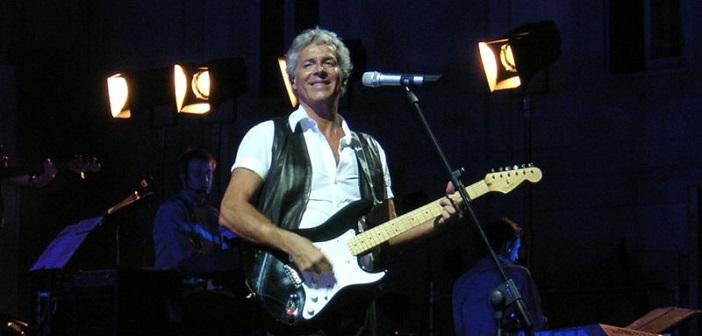 Claudio Baglioni in un suo tour
