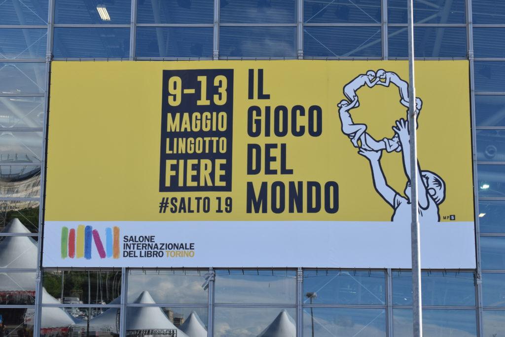 Salone Internazionale del Libro di Torino  (photo credits: Valeria Sittinieri)