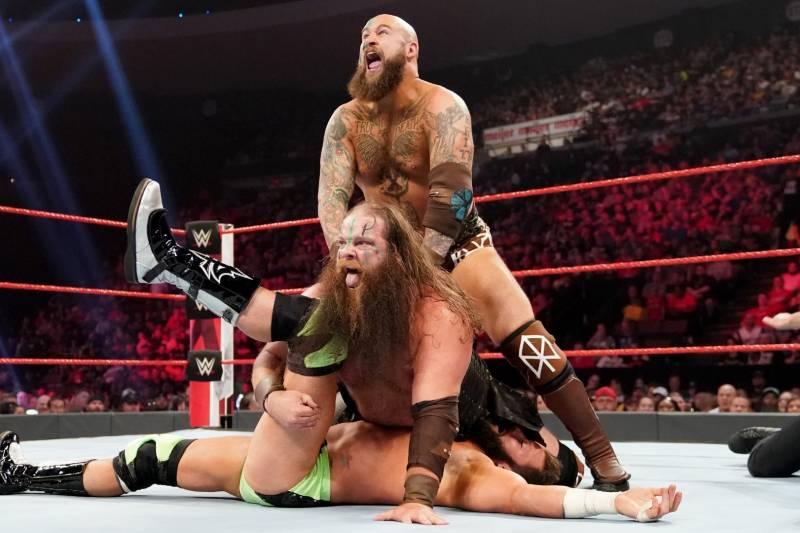 Viking Raiders Raw