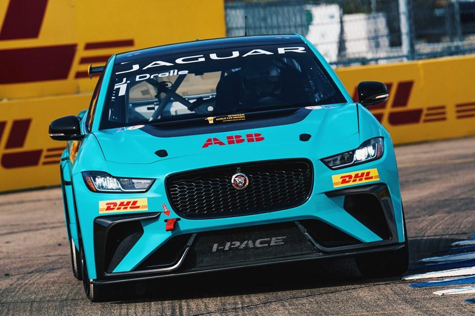 Jaguar eTrophy 2019