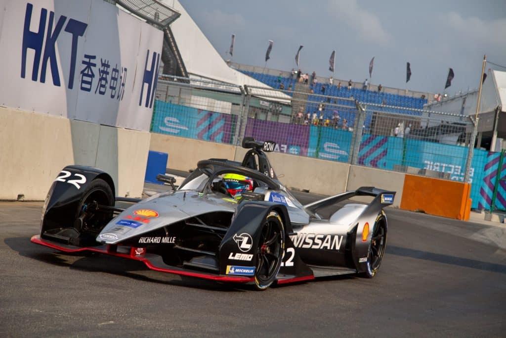 Mondiale piloti Formula E Oliver Rowland Sanya ePrix 2019