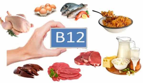 La scoperta della B12