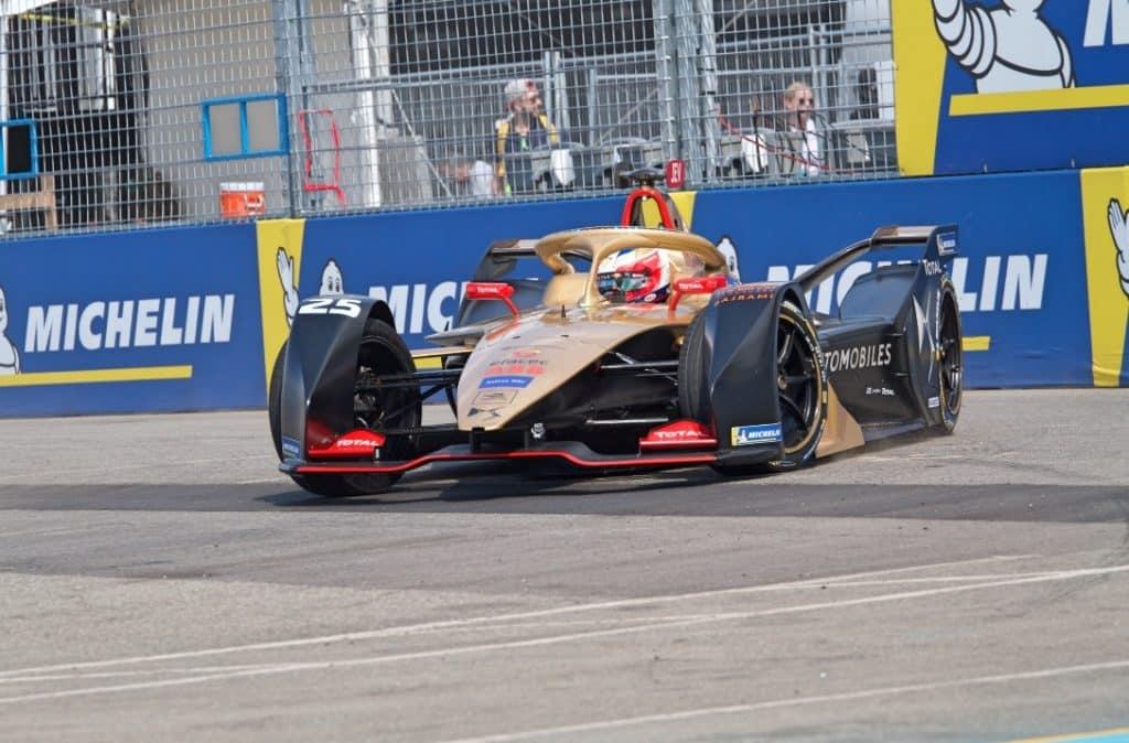 Qualifiche ePrix New York 2019 1/2 Vergne