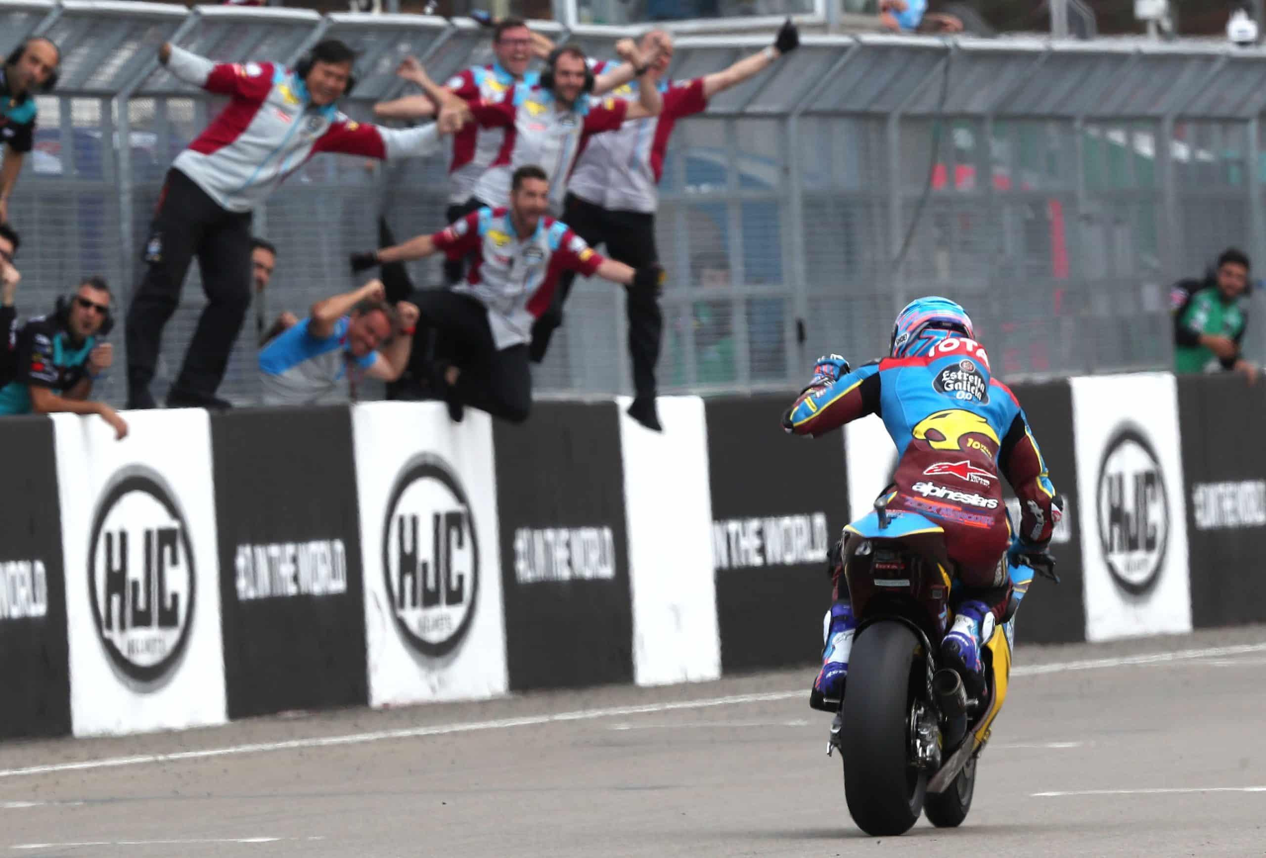 Alex Marquex MotoGP