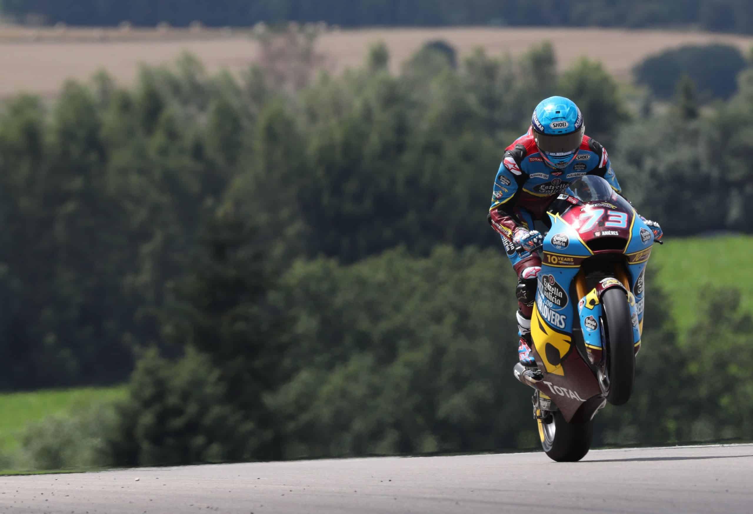 Alex Marquez MotoGP - Photo Credit: Marc VDS Racing Team