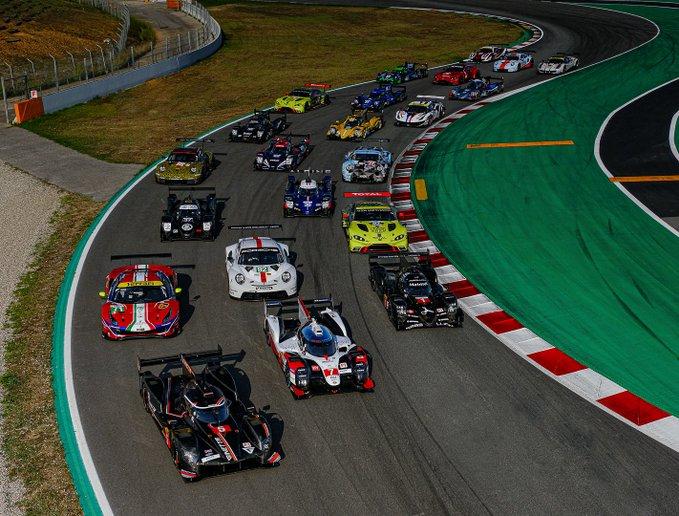 WEC 6h Spa concomitanza Formula E Prologo Barcellona