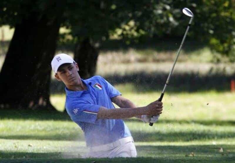 Italiani golf