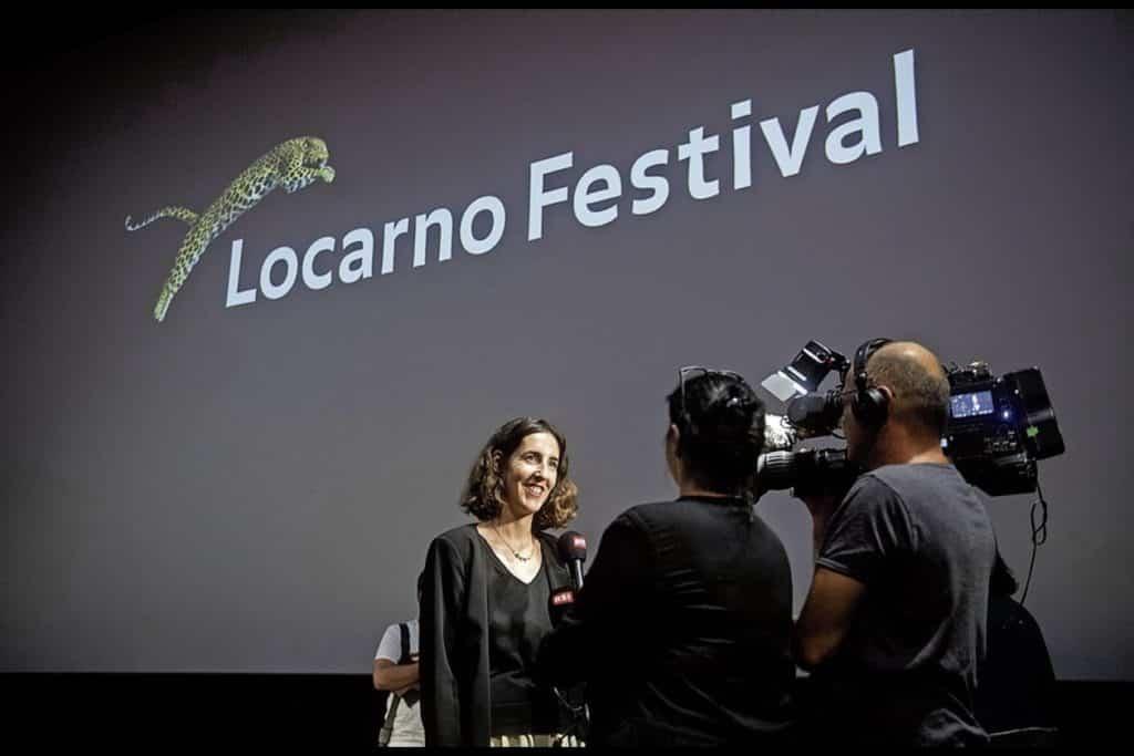 Lili Hinstin- direttrice artistica del Locarno festival
