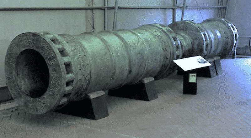 Cannone di Urban - Immagine web  alchimia