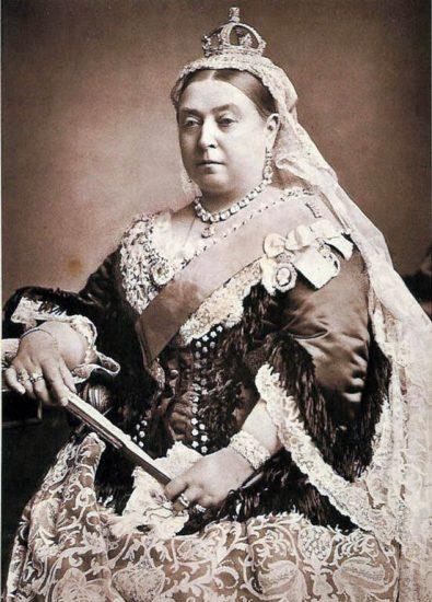 La Regina Vittoria - immagine web mtv
