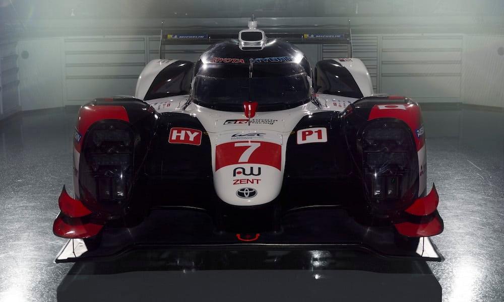 Toyota TS050 Hybrid LMP1