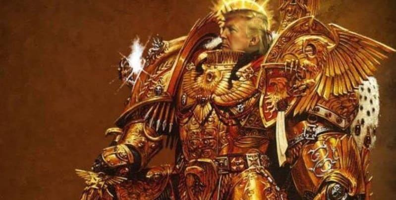Fantasy Politica Religione Donald Trump Warhammer