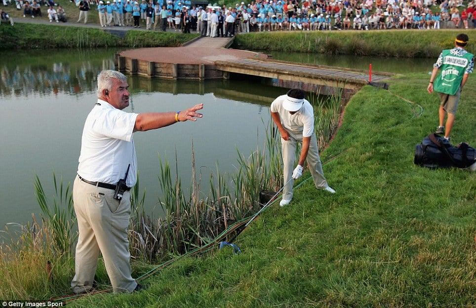 Golf e rubare