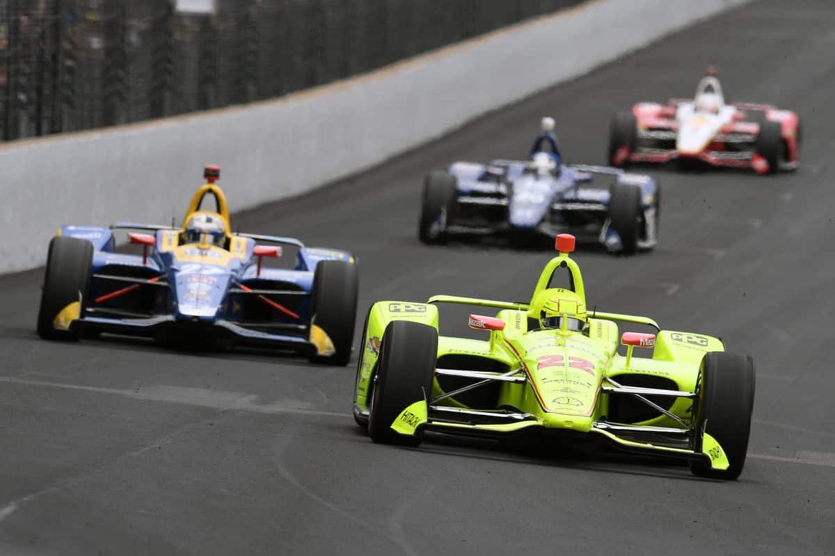 Indycar ibride