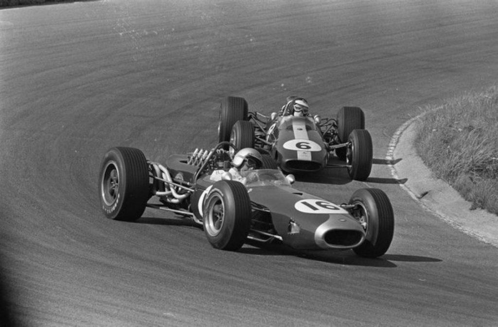 Brabham BT62 WEC LMGTE Jack Brabham 1966