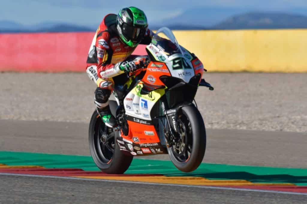 SBK Laverty BMW 2020 Ducati Go Eleven