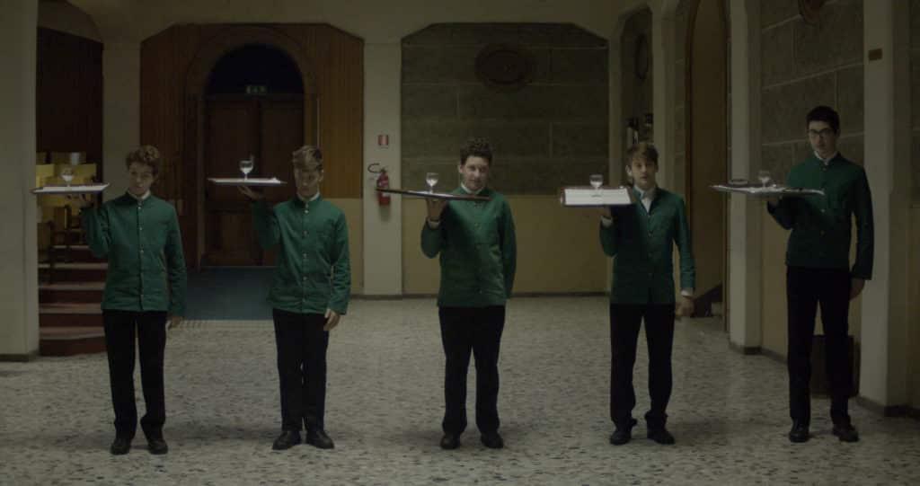 Frame del film L'apprendistato.
