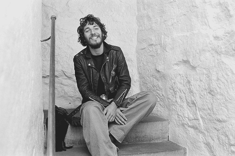 Ritratto dell'artista a Stoccolma nel 1975 (PHOTO CREDIT: Dialab.com)