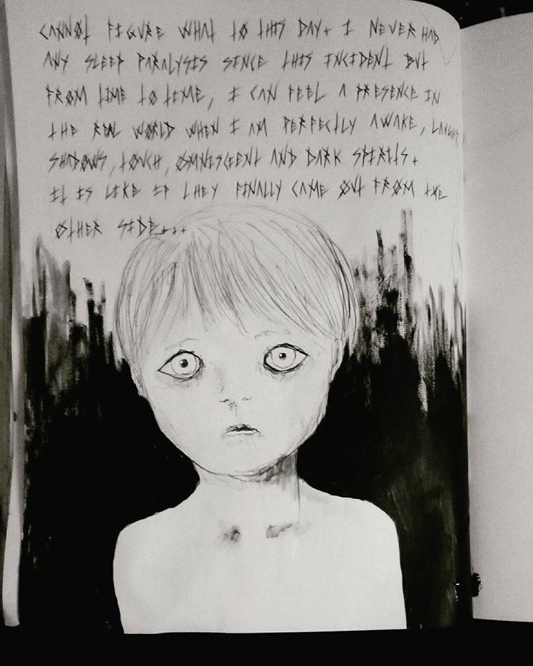 Estratto del libro di Maxime Taccardi - Bambino