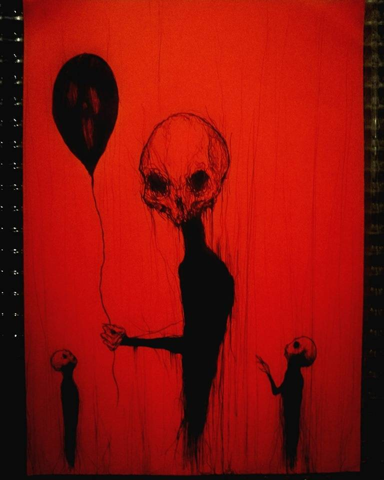 Come play with us - Maxime Taccardi - Infanzia horror
