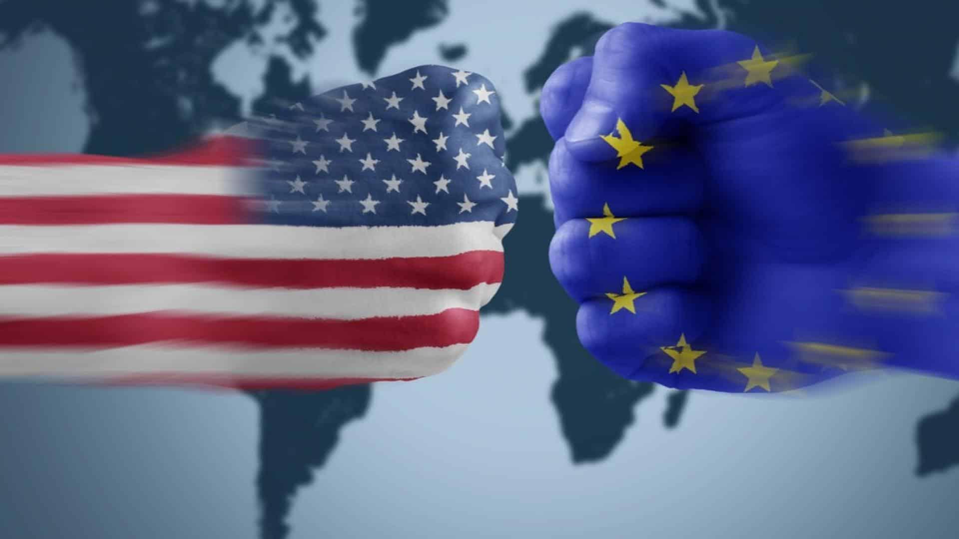 Guerra di Dazi tra Usa e Ue (Winenews)
