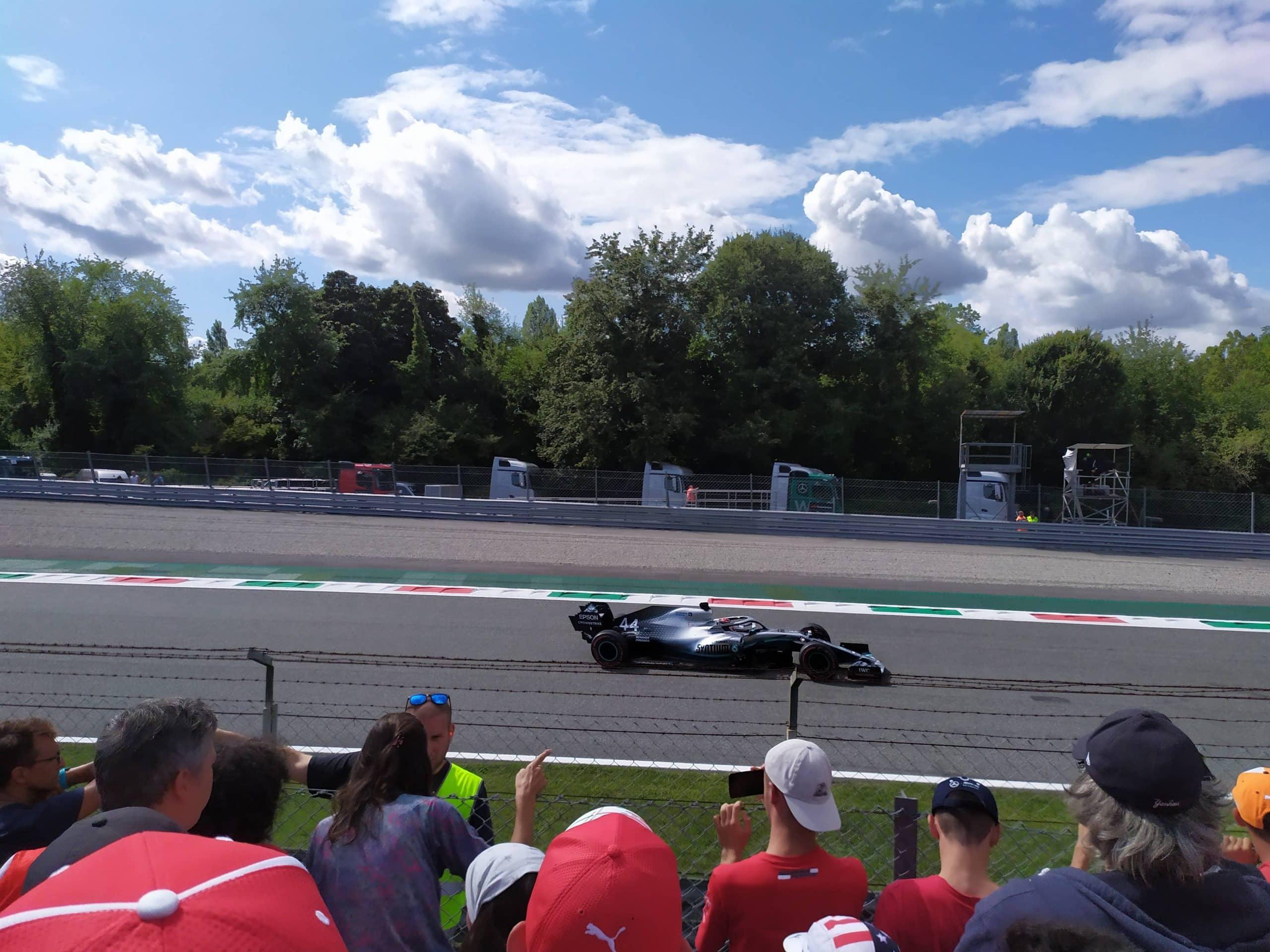 Monza Hamilton