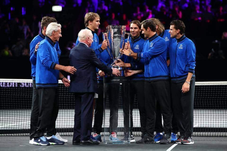 Vincitori Laver Cup -ATP
