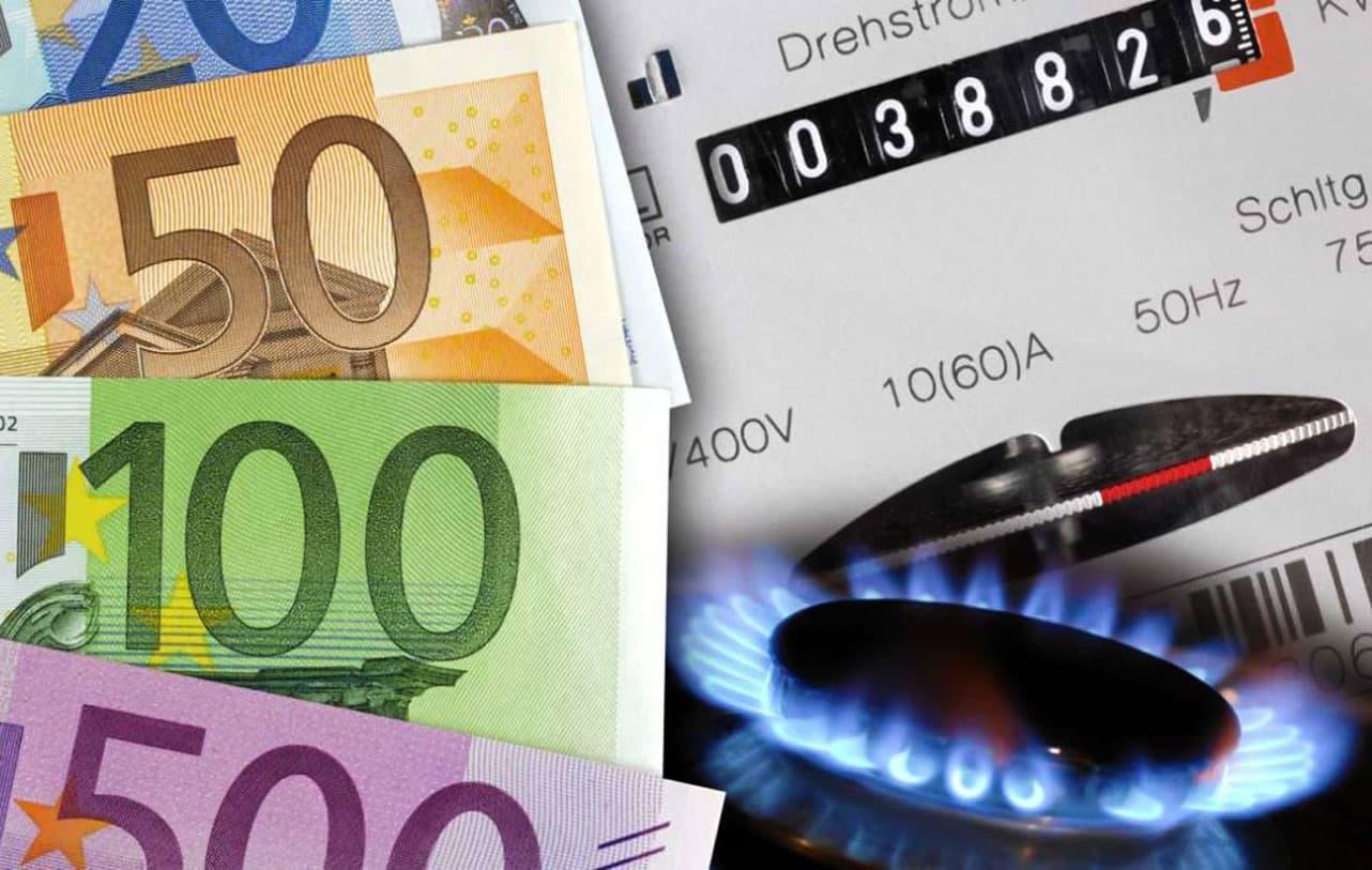 Aumenti luce e gas: da ottobre bollette più care