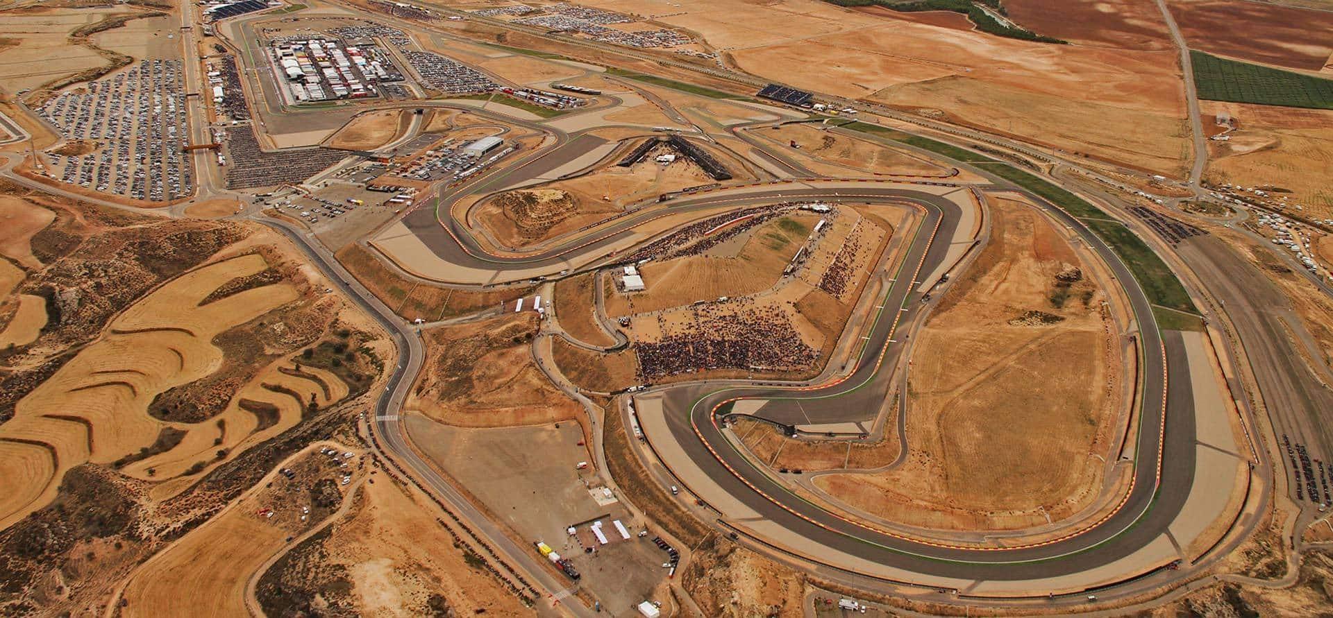 Gp di Aragon anticipato causa F1