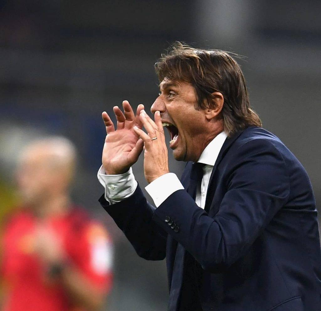 Inter Barcellona è anche la partita di Antonio Conte, che portare i nerazzurri avanti in Champions League