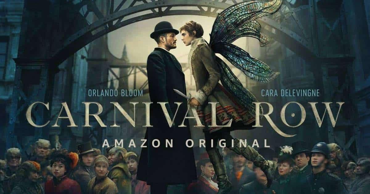 carnival row infonerd