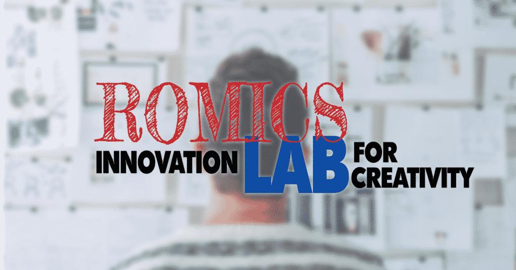 Romics Innovation Lab for Creativity, in collaborazione con l'Università di Roma la Sapienza