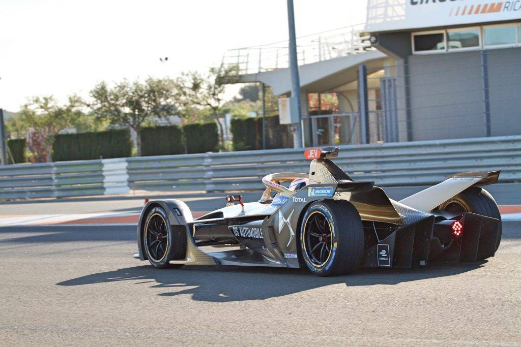 FCA Peugeot fusione Test Valencia Formula E 2019
