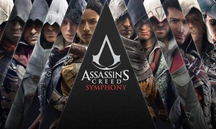 assassin's symphony