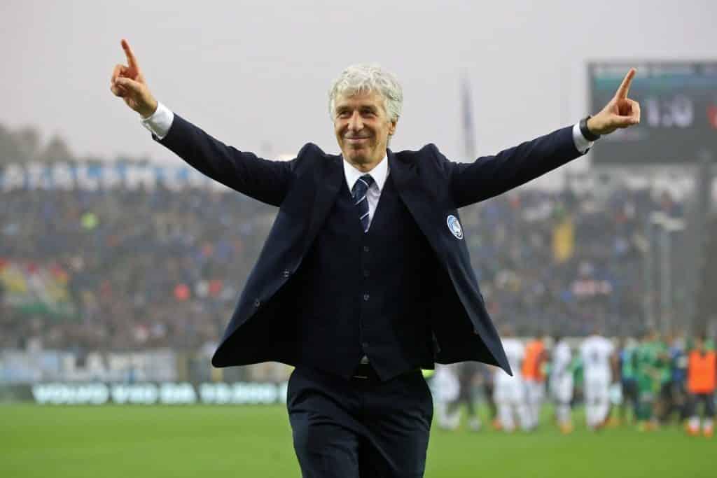 Gasperini deve guidare la sua Atalanta alla vittoria contro la Dinamo Zagabria per sperare nella qualificazione